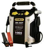 Stanley J5C09 500-Amp Jump Starter with Built-In Air Compressor