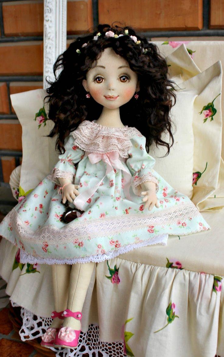 Куклы от Ольги Ким