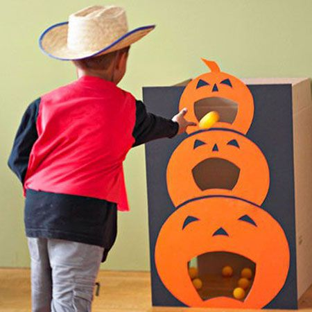 Cute for Hallowen Party = halloween games