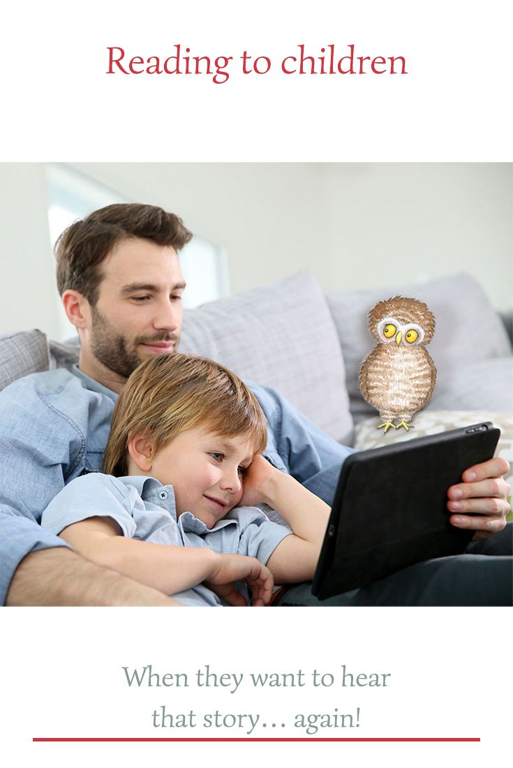 Children often want their favourite stories read to them over and over again. While this may become a little tedious for the poor parent(s) reading the stories, there are actually some very important reasons why children request to hear stories again and again.