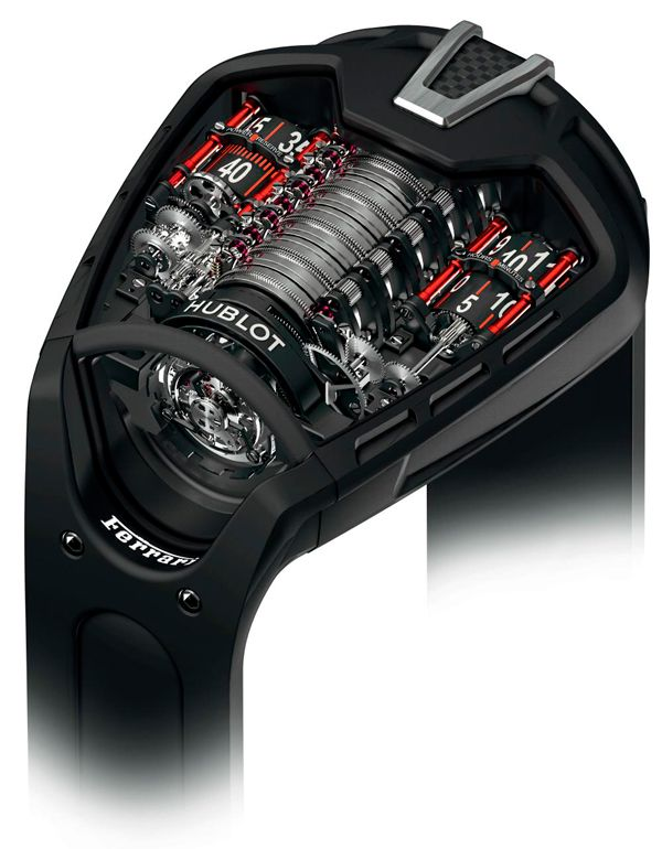 Hublot MP-05 La Ferrari Tourbillon