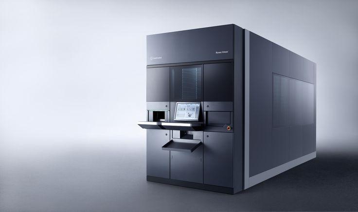 Rowa Vmax Medical device design, Storage design