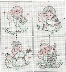 Risultati immagini per schemi gratis presepi