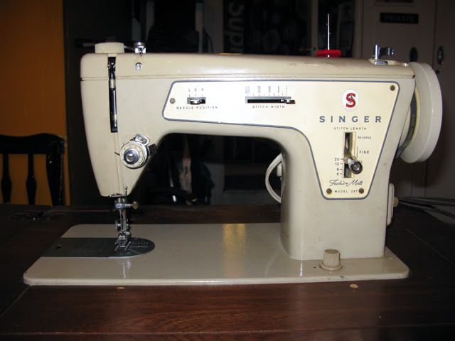 how to fix the tension on a singer sewing machine