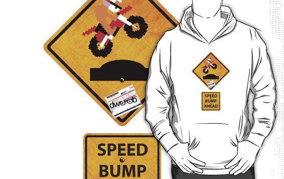 Speed Bumps - Excitebike