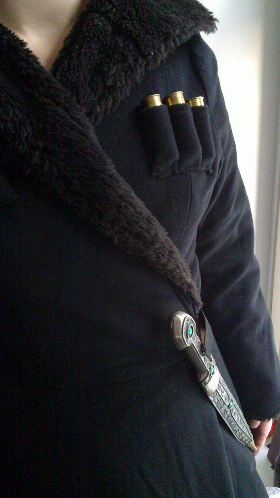 Circassian coat