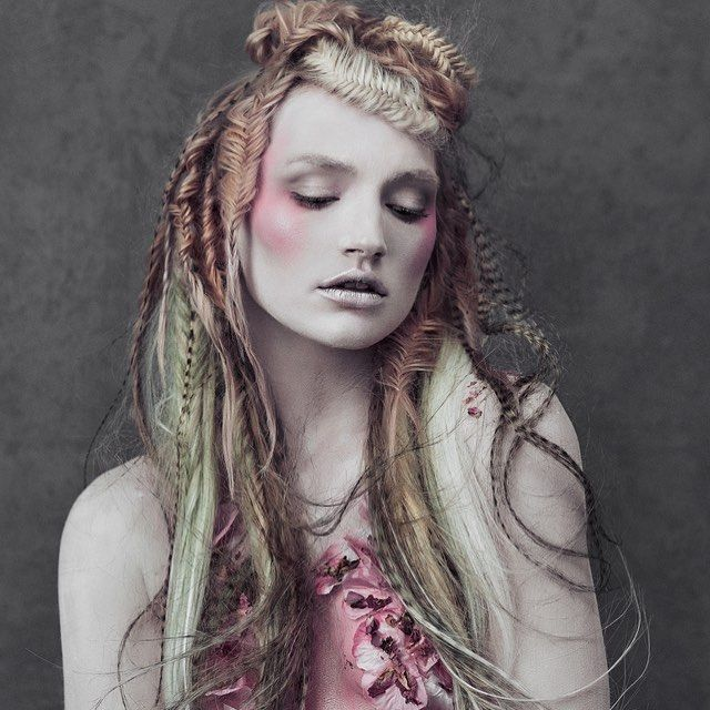 Bashful And Braided Check Out The Beautiful Hair Upload Of The Day By Shelley Pengilly On Bangstyle Beauty In 2020 Hair Styles Hair Hair Inspiration