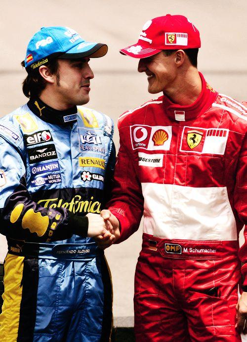 Alonso - Schumacher