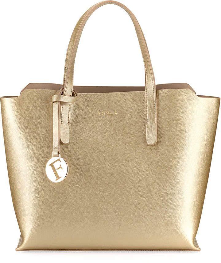 e722e97d3ce Furla Sally Small Saffiano Tote Bag   Bags N Bags....   Pinterest ...