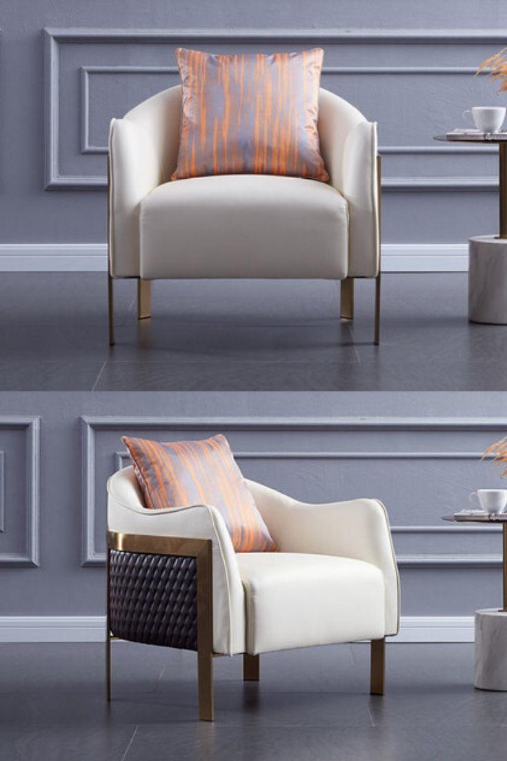 Luxury Designer Chairs Modern Tekli Koltuk Koltuklar