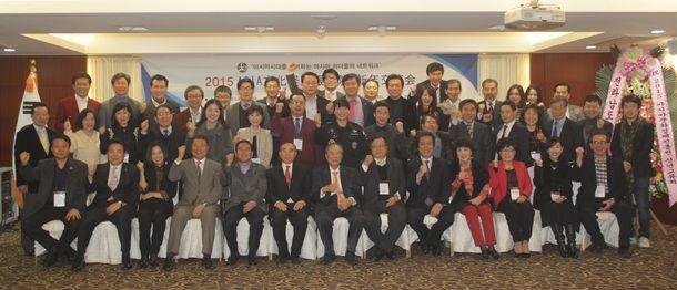 韩国:举办亚洲文化经济振兴院新年交流会【图】--图像--市场报网络版
