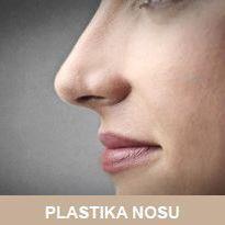 Plastika nosu.