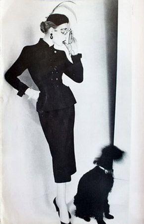 Ретро-гламур: как одеться в стиле 1950-х годов - Стиль - Стиль на ETOYA.RU!