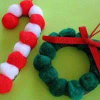 'Tis The Season For Toddler Christmas Crafts!