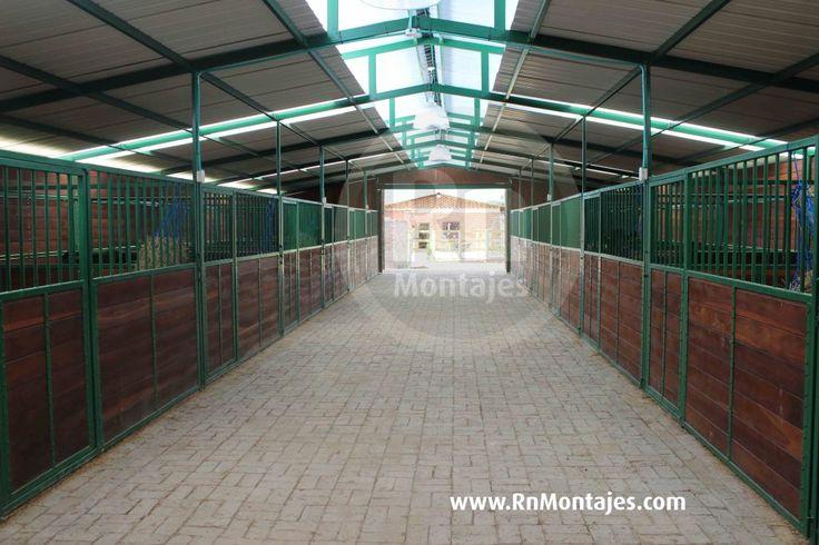 Corrales Portátiles Deluxe - para acomodación de ganado.