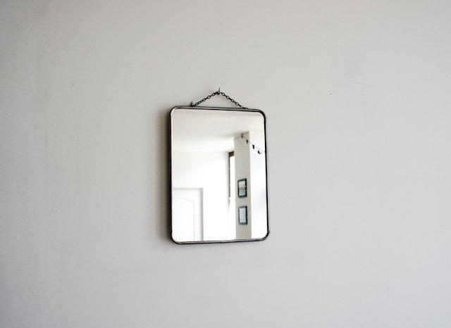 52 best images about miroir on pinterest mirror with for Cube miroir habitat