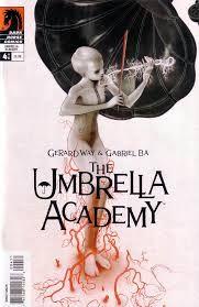 The umbrella academy - by Gerard Way