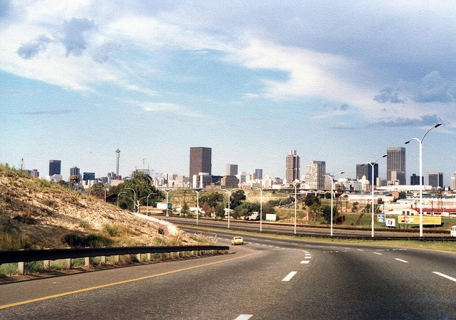 Johannesburg, South Africa Awesome. Love it.