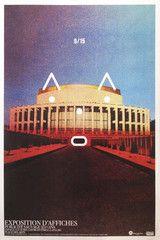 2012 25th Anniversary Poster Publicite Sauvage - Exhibition 9/15