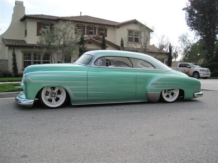 '51 Chevy w Scallops~