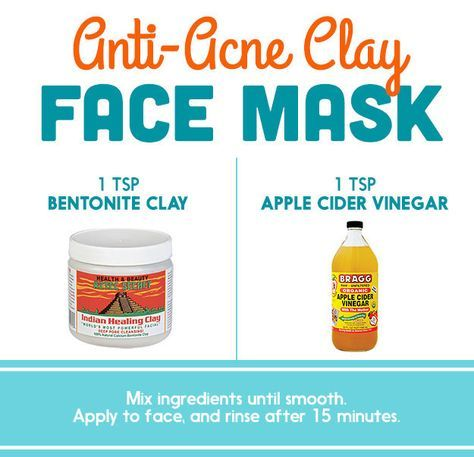 "<a href=""http://www.vitaminshoppe.com/p/aztec-secret-indian-healing-clay-1-lb-clay/sw-1001#.Vd4M_dNViko"" target=""_blank"">Bentonite Clay</a> + Apple Cider Vinegar"