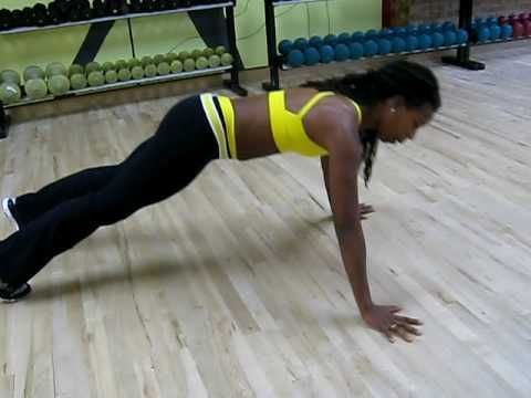 nicki minaj workout routine