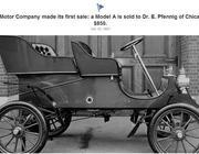 Soon it will be the 110th anniversary of the first horseless carriage sold by Ford. Is it time to rethink our transportation strategies for a healthier planet?