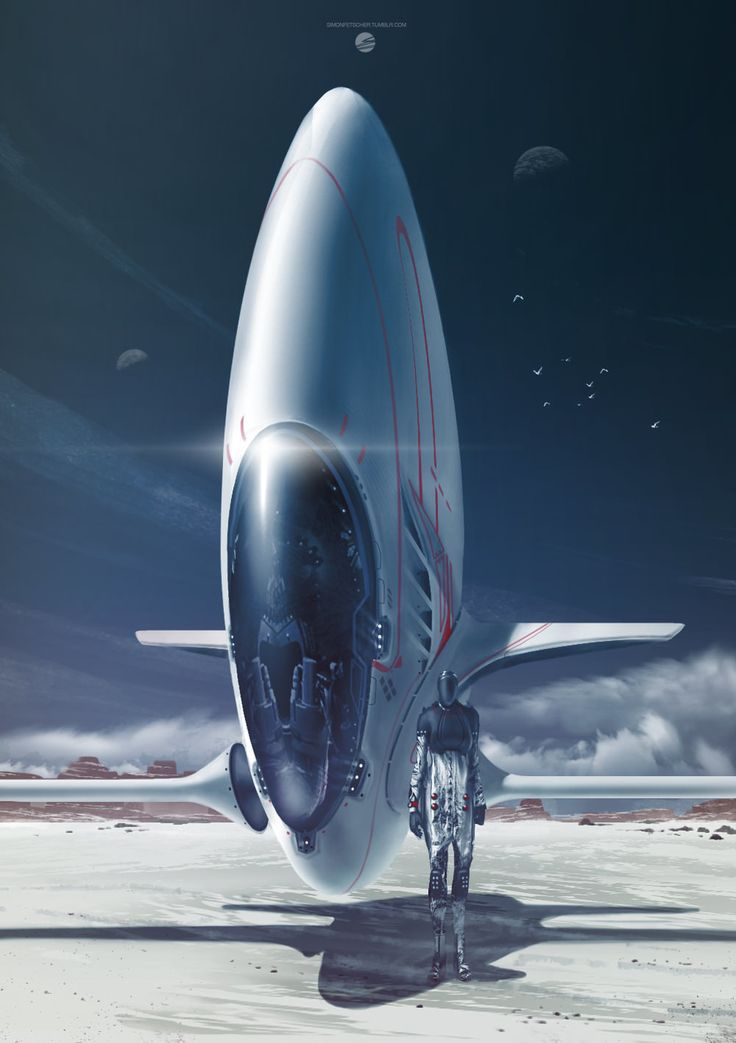 Hover craft by Simon Fetscher