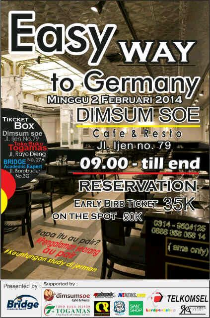 """""""EASY WAY TO GERMANY"""""""