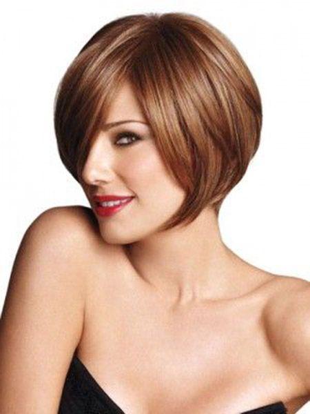 Beautiful Bob Hairstyles   2013 Short Haircut for Women