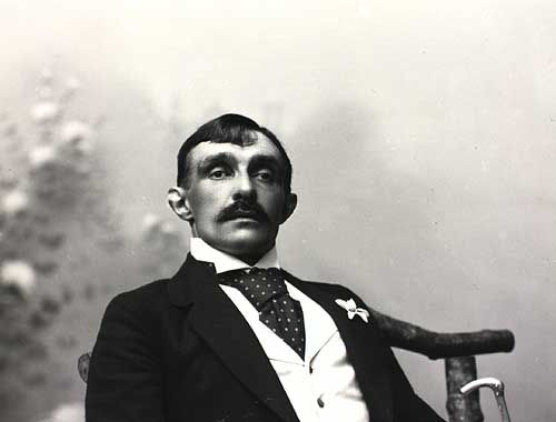 Herman Bang (1857 - 1912)