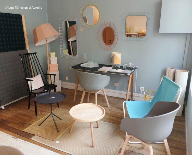 Colonel, boutique déco scandinave, 14 avenue Richerand – 75010 PARIS