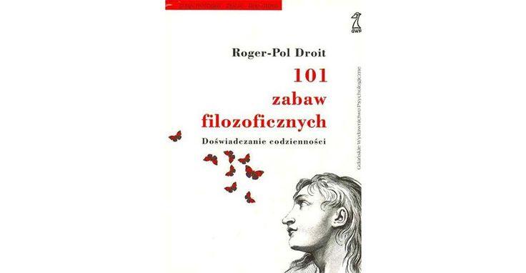 Przyglądać się temu, który śpi | ProGG - Roger-Pol Droit poprzez swoją książkę '101 zabaw filozoficznych. Doświadczanie codzienności' przywraca filozofię życiu. Wyrywa ją z naukowych łap garstki posiwiałych panów o długich brodach, mówiących tylko sobie znanym żargonem, i rozdaje ją garściami światu. Poprzez zestaw, czasami uroczych, czasami estetycznie odrzucających, ćwiczeń—zachwytów nad zmysłami, nad myślą, nad istnieniem—ukazuje istotę filozofii.