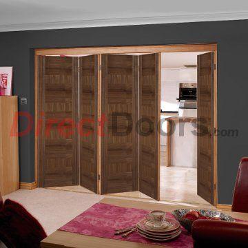 Fascinating Internal Bifold Doors Walnut Images - Plan 3D house ...