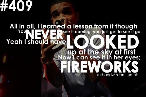 Fireworks - Drake