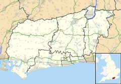 It was built on the site of Cogidubnus's tribal area Fishbourne Roman Palace is located in West Sussex