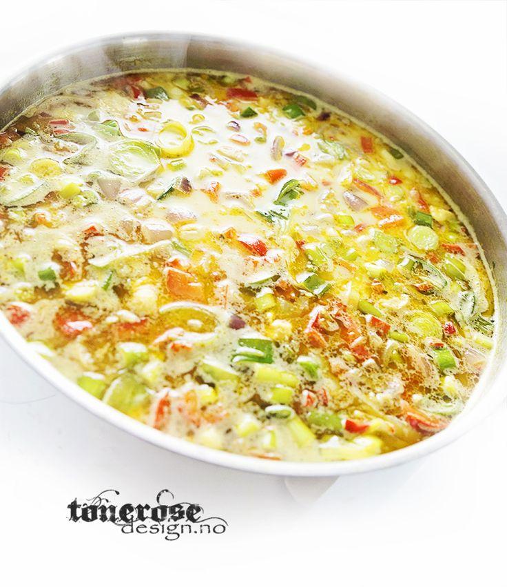 KL5A3306 mexicansk kyllingsuppe oppskrift tips middag