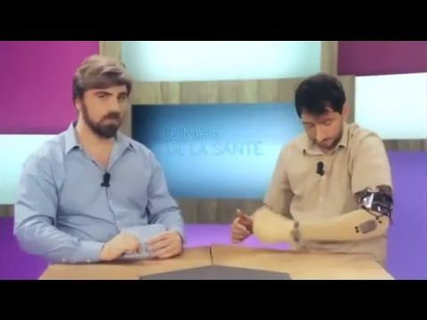 "Mechanical Arm Has ""Masturbation"" Malfunction On Live TV 