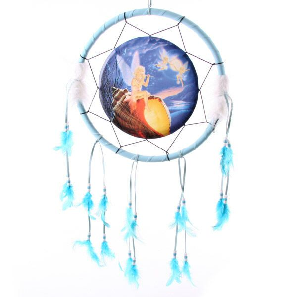 Fairies Dream Catcher $10.00 http://newagecave.com/index.php?main_page=product_info&cPath=57&products_id=276
