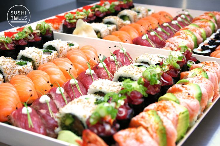 15 Best Our Sushi Platters Images On Pinterest Sushi