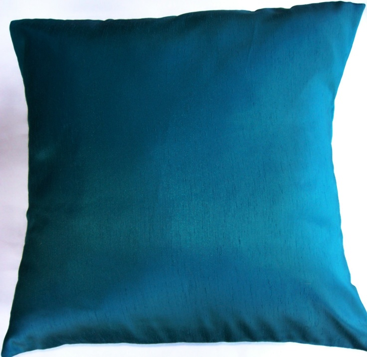 Etsy Teal Throw Pillow : 17 Best images about Ocean Inspired Bedroom on Pinterest Occasional chairs, Pillow covers and ...