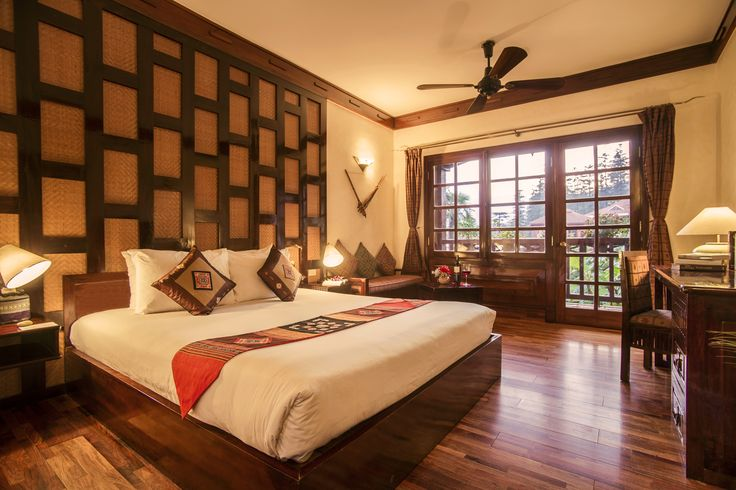 Relax in our charming Deluxe Room