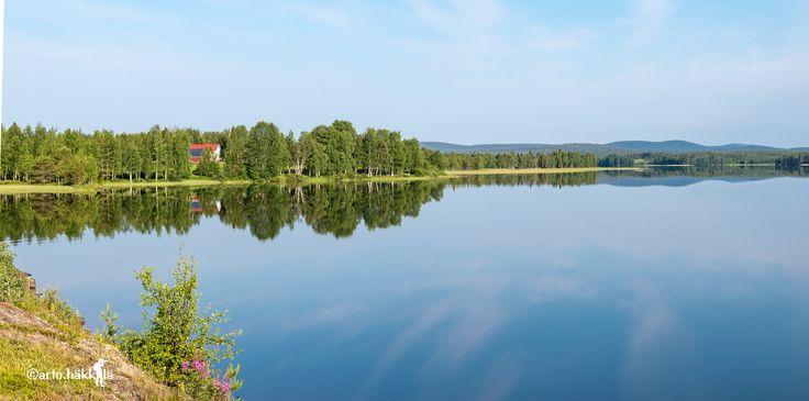 https://flic.kr/p/YD8aph | Kallunkijärvi Salla Finland
