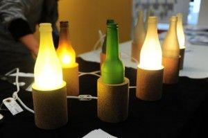Wine bottle crafts are a smart way to recycle empty wine bottles and turn them into something decorative or more useful. They do not require a great amount of talent to complete one of these crafts