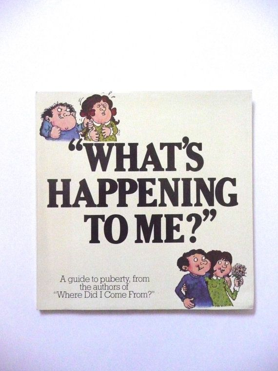 What's Happening To Me A Guide To Puberty Book