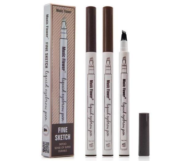 Ava Waterproof Microblading Pens Maquillaje Lapiz Cejas Y Cejas