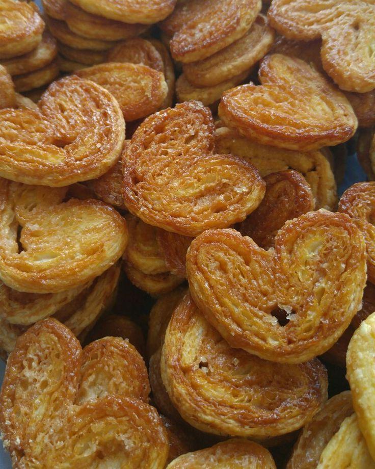 Cookies - Palmier