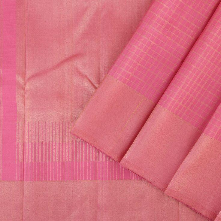 Kanakavalli Kanjivaram Silk Sari 050-01-24838 - Cover View