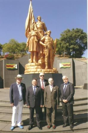 The visit made between 28 May-6 June 2014 by an European delegation headed by H.E. Professor Dr. Anton Caragea, President of European Council on Tourism and Trade