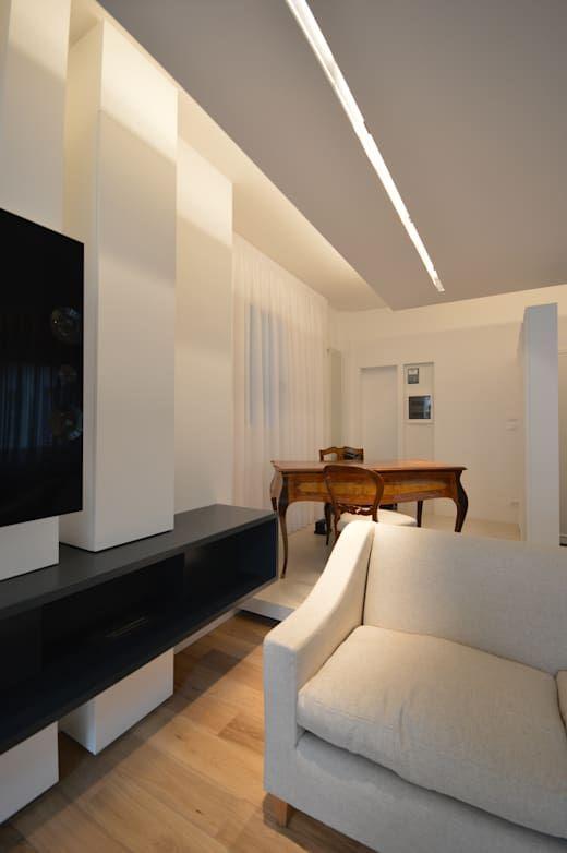 Ristrutturazione e Arredamento Attico 90 mq a Roma | casa | Home ...